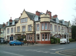 The County Hotel, Lytham