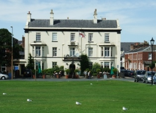 The Queens Hotel, Lytham