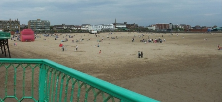 South Promenade & Beach, St.Annes-on-Sea