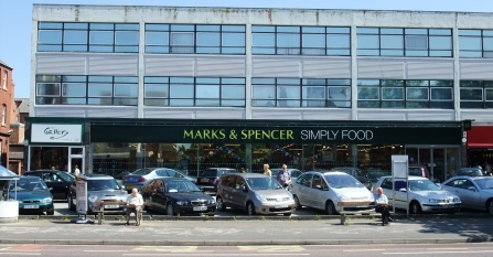 Marks & Spencer Simply Food, Clifton Drive, St.Annes, Lancashire