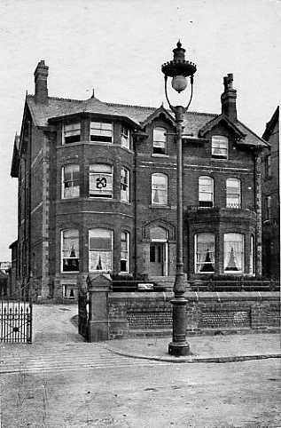 Arnhall School for Girls, St.Annes c1905