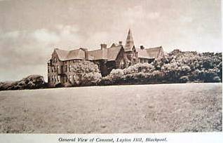 Layton Hill Convent in the early 1900s