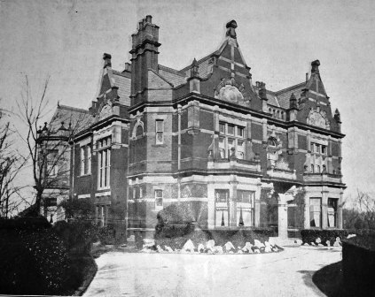 Banastre Holme, 1920, purchased and converted into St.Annes War Memorial Hospital.