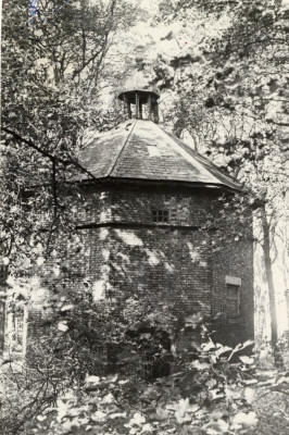 The Dovecote, Lytham Hall, 1954
