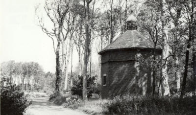 The Dovecote, Lytham Hall, 1964