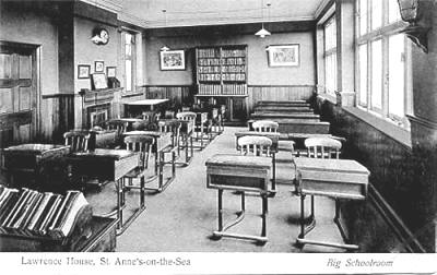 """Big Schoolroom"", Lawrence House School at Links Gate"