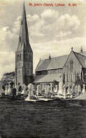 St.John's Church, Lytham c1905