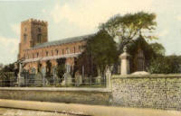 Lytham Parish Church c1903