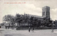 St.Peter's Roman Catholic Church, Lytham c1904
