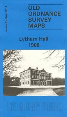 Map - Lytham Hall in 1908