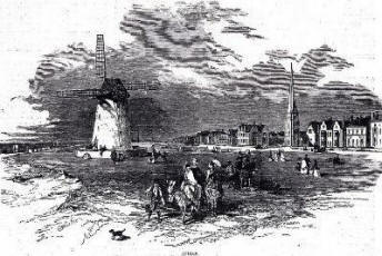 Lytham in 1856, by which time the kiln had been removed.