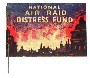 National Air Raid Distress Fund, Blackpool, 1942