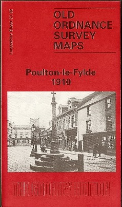 Poulton le Fylde Old Ordnance Survey Map 1910