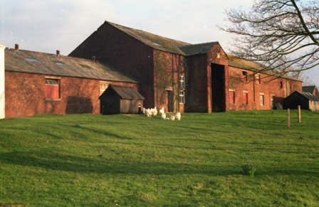 Preese Hall Farm c1989