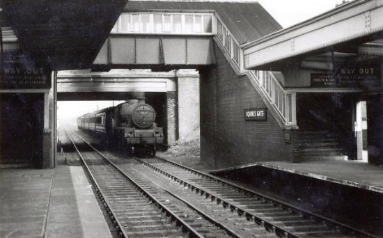 Squires Gate Station