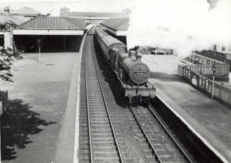 St.Annes second Railway Station 1925-85