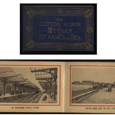 The Clifton Album of Lytham and St.Annes-on-the-Sea c1876