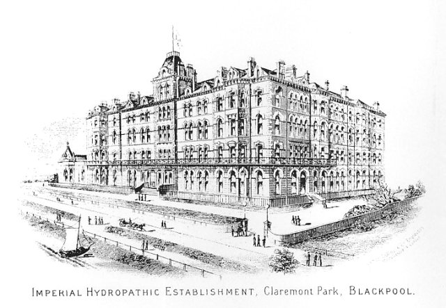 The Imperial Hotel, Claremont Park, Blackpool.
