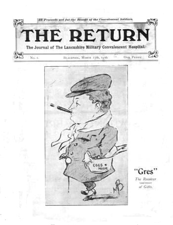 The Return - The Journal of the Lancashire Military Convalescent Hospital 1916
