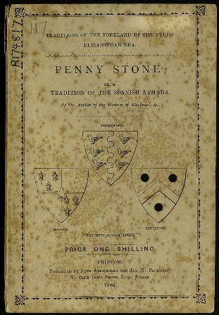 Traditions of The Foreland of The Fylde. Penny-stone; or a Tradition of the Spanish Armada.