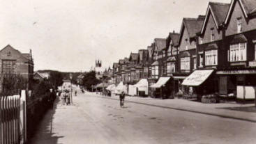 Woodlands Road, Ansdell c1920