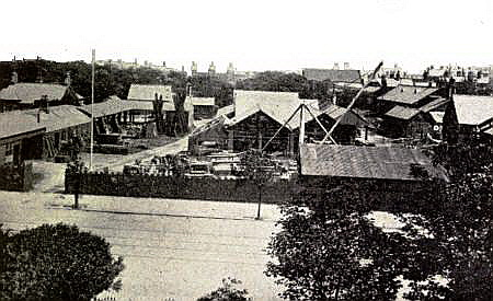 Porritt's Building Yard, Clifton Drive North