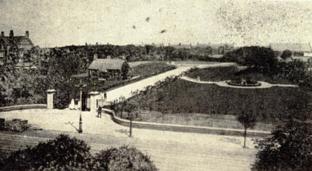 "The yard had a caretakers lodge, known as ""The Cottage"" over to the left which was demolished in February 1916."