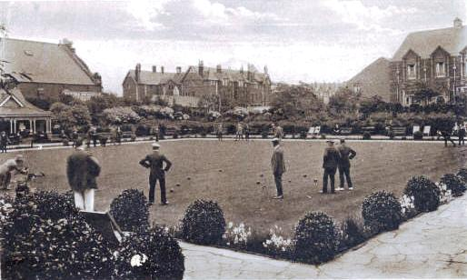 The Bowling Green c1918