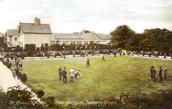 The Bowling Green c1918.