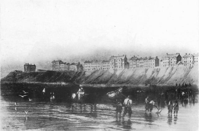 Blackpool in the 1840s