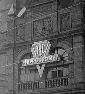 'The Empire' had become 'The Hippodrome' and was purchased by ABC.