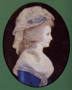 Elizabeth Clifton (nee Riddel) of Swinburn Castle.