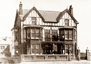 The Clubhouse, Fairhaven Golf Club 1900-24.