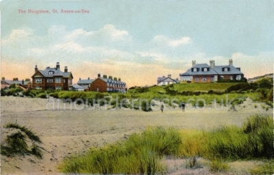 The Bungalow, Fairhaven c1905.