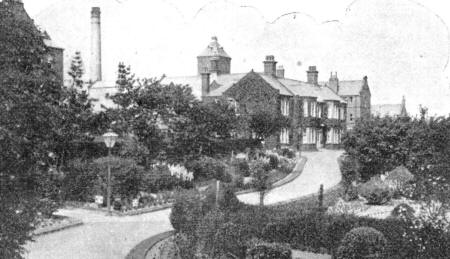 Fylde Union Workhouse, Kirkham, 1940