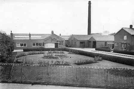 Progress Mill Kirkham 1953