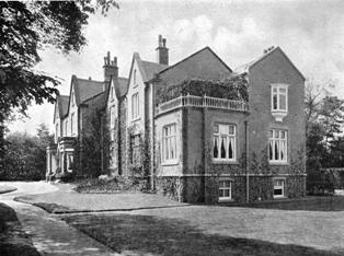 Lowther College, Lytham c1905
