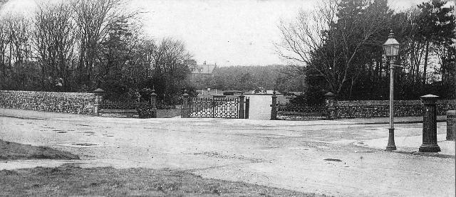 Lowther Gardens in the 1890s