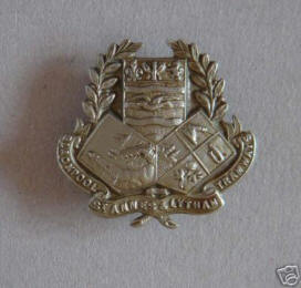 Blackpool, St.Annes & Lytham Tramways badge.