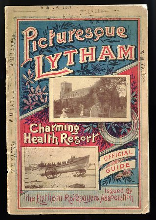 Picturesque Lytham - Official Guide Paperback (c1899)