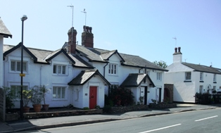 Cottages in Henry Street, Lytham