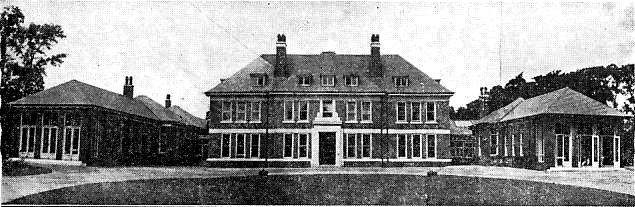 Lytham Hospital in the 1930s
