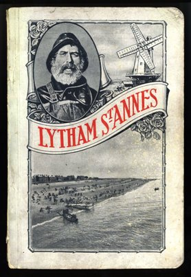 Lytham St.Annes 1924 (Holiday Guide)