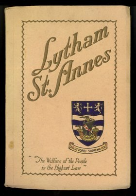 Lytham St.Annes 1934 Holiday Guide