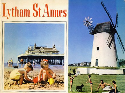 Lytham St.Annes Holiday Guide, 1967