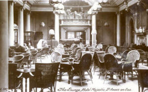 The Lounge of the Majestic Hotel