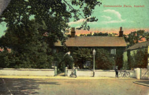 Commonside Farm (viewed from Gordon Road, Ansdell) c1905
