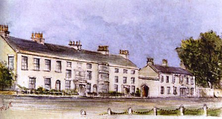 The Clifton Arms Hotel, Clifton Street, Lytham.