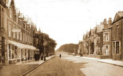 Ranxborough House School for Girls was at 25, Park Street, Lytham