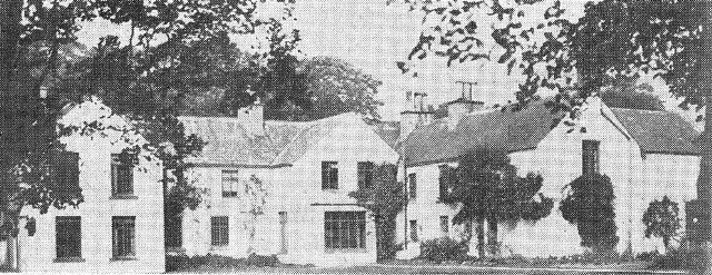 A 1920s newspaper article about Parrox Hall, Preesall, Over Wyre, Lancashire.